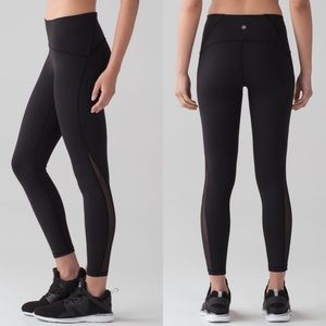 Lululemon Train Times Pant-Black